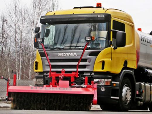 HYDROG OCN-600 2100 & OSN-600 2400 SWEEPERS